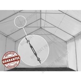 3x10m BIGTENT DEPO PROF raktár sátor fehér